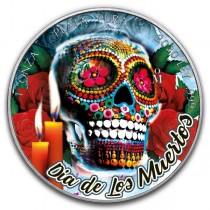 DAY OF THE DEAD : ICE SKULL...