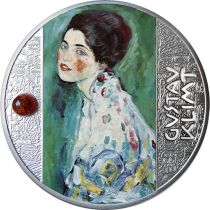 PORTRAIT OF A LADY Gustav...