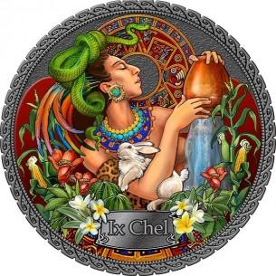 IX CHEL Goddesses of Health...