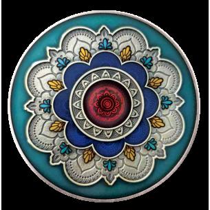 MANDALA Wheel of Life 2 Oz...