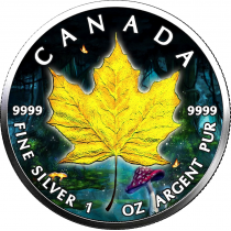 MAPLE LEAF - MYSTIC FOREST...