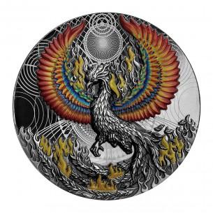 PHOENIX 2 Oz Silver Coin 5$...
