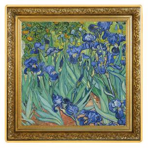 IRISES Vincent Van Gogh...