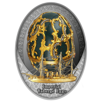 THE MEMORY OF AZOG Faberge...